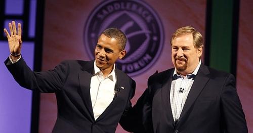 Warren i Obama
