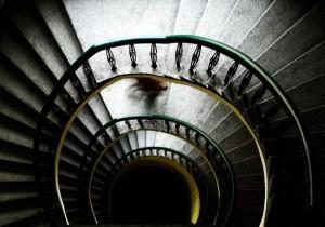 schody w dół 2